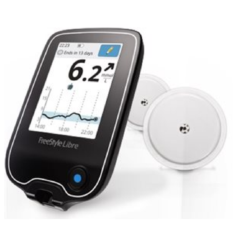 The flash glucose monitoring system is now covered | What's new