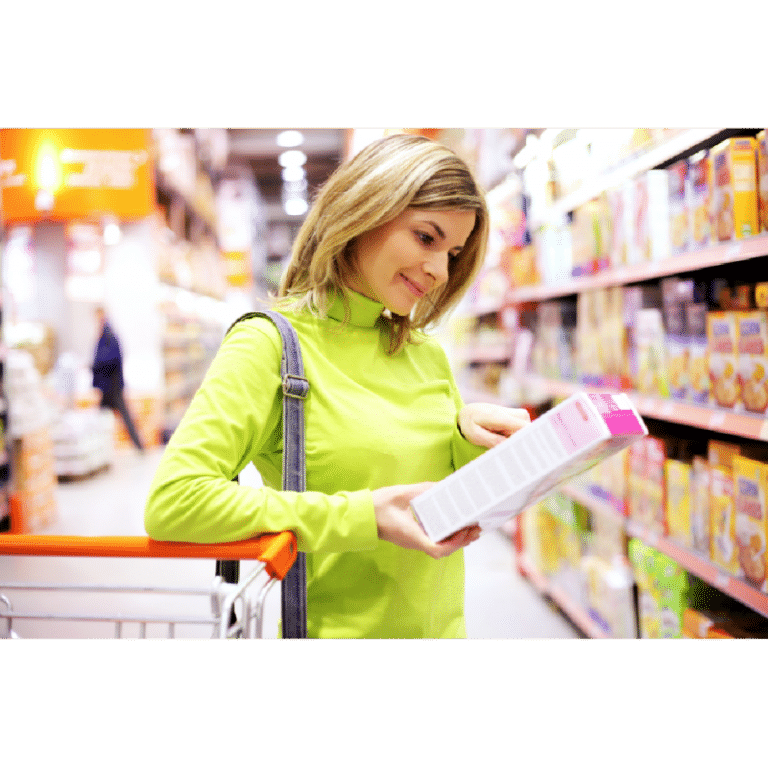 Le diabète au supermarché