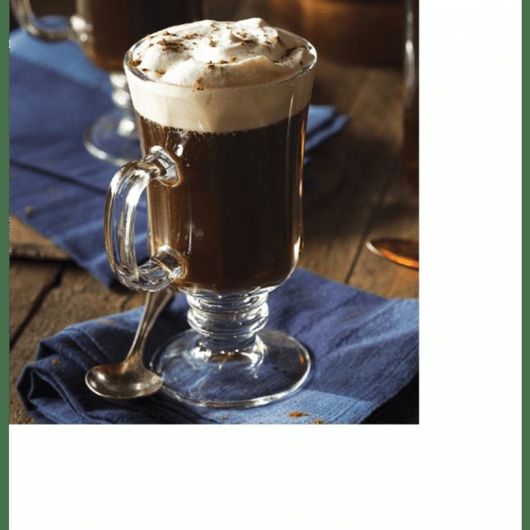 Les cafés alcoolisés
