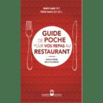 Guide de poche pour vos repas au restaurant
